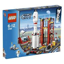 amazon com lego space center 3368 toys u0026 games