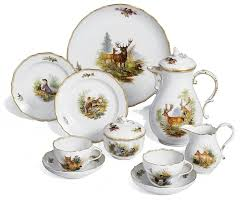 Coffee Set coffee set painting for 2 meissen