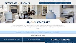 Find My Floor Plan Navigating Our New Website U2013 Gemcraft Homes Blog