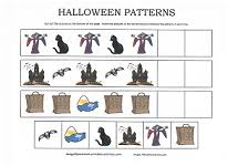 fun halloween worksheets