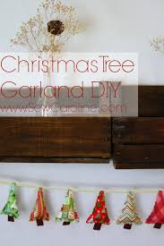 51 tree garland picture ideas tree