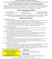 Example Of Targeted Resume by Valuable Targeted Resume 7 How Resume Example