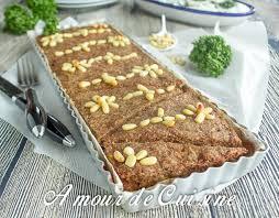 cuisine libanaise traditionnelle kebbé libanais au four amour de cuisine