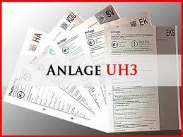 unterhaltsansprüche arbeitslosengeld ii anlage uh3 besondere unterhaltsansprüche