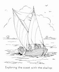 shallop jamestown coloring page studying jamestown u0026 virginia