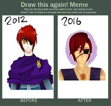 Meme Bases - 2016 draw this again meme by mikan bases on deviantart