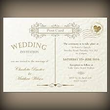 Marriage Invitation Card Design Wedding Invitation Cards Amazon Co Uk