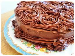 recipe chocolate fudge cake with chocolate buttercream frosting