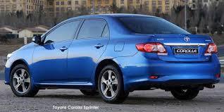 toyota corolla gas consumption toyota corolla 2 0 sprinter specs in south africa cars co za