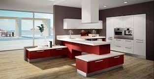 ideal cuisine cuisine alu et bois cuisine alu et bois with cuisine alu et
