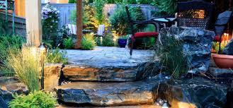 Mckay Landscape Lighting private backyard escape by alderwood landscape designers spokane