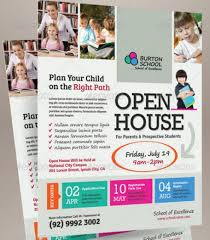 9 best open house flyer templates free microsoft word templates