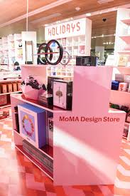moma design pop in nordstrom holidays featuring moma design store press room