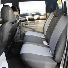tactical jeep seat covers bartact tactical 2016 17 toyota tacoma all double cab versions