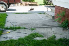 taking out a concrete patio u2013 money or time
