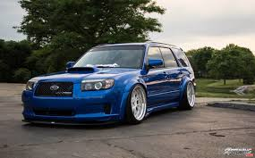 subaru forester lowered lowered subaru forester