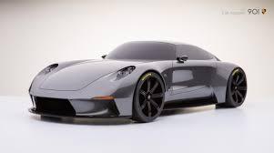 porsche 911 design porsche 911 future design concept evo