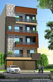 home exterior design in delhi elevations 16 project in delhi architectural direction srinagar