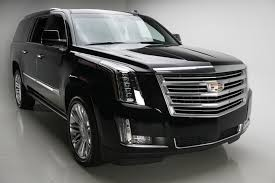 used lexus suv charlotte 2016 cadillac escalade esv platinum stock ct13504 for sale near