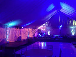 tent party 40 x 100 tent with lighting and tent liner event magic party