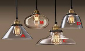 attractive pendant light shades glass replacement with home