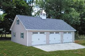 3 Car Garage House Amish Built Economy Three Car Garages Get A Quote