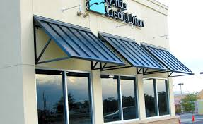 Awning Roofing Standing Seam Canopies