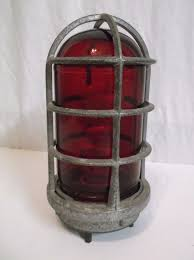 Red Light Fixture by Killark Explosion Proof Light Fixture Red Globe Vfc 100 Vag 100