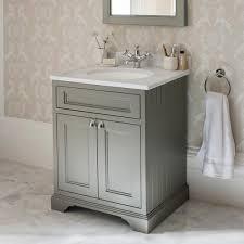 Bathroom Vanity Unit Worktops Burlington Freestanding 65 Vanity Unit With Minerva Worktop