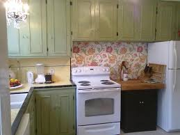Painted And Glazed Kitchen Cabinets by Before And Afters U2013 Clients Paint And Glaze Their Kitchen Cabinets