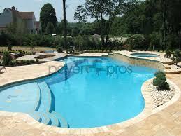Paver Patio Nj by New Jersey U0027s Pool And Backyard Specialist Brick Paver Pros