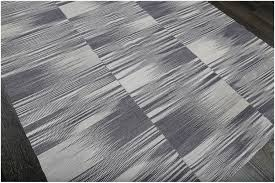 Modern Gray Rug Rugs Curtains Modern Silver Gray Flat Weave Wool Rug For