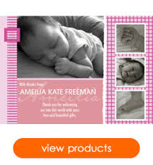 baby photos baby thank you cards birth announcements