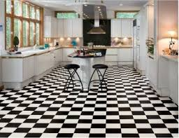 black and white vinyl tile home tiles