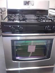 Clean Stainless Steel Cooktop 9 Maytag Mgr7662ws 30 U2033 Free Standing Self Clean Gas Range