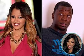 porsha stewart hairline website is rhoa claudia jordan hooking up with porsha s ex