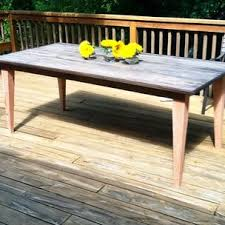 Cypress Dining Table by Steven S Hill Hill Haus Woodworks Austin Tx