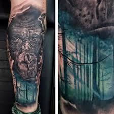 69 unbelievable leg tattoos designs made by famous tattooers
