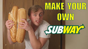 Subway Sandwich Meme - how to make your own subway sandwich funny pinterest subway