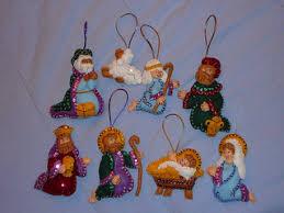 felt ornaments i ve made
