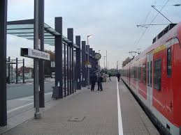 Bad Salzuflen Bahnhof Busbahnhof