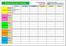 editable lesson plan template toreto co