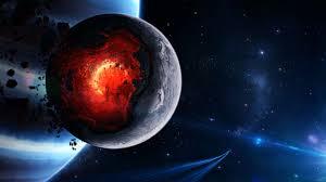 download wallpaper 2560x1440 space cataclysm planet art