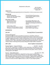 How To Make Professional Resume How To Make Cable Technician Resume That Is Really Perfect