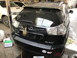 lexus rx330 vsc light on lexus rx 330 black 2004 full option new arrival in phnom penh on