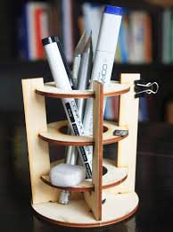 Pen Organizer For Desk 371 Best Desk Accessories Images On Pinterest Boxes Crafts And