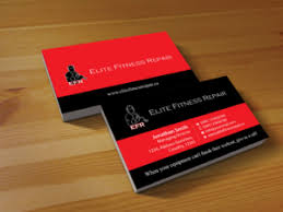 Appliance Business Cards 95 Bold Professional Appliance Repair Business Card Designs For A