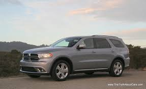 2002 dodge durango fuel economy review 2014 dodge durango limited v8 with the