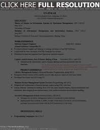 Junior Java Developer Resume Examples by Obiee Developer Resume Resume For Your Job Application