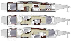 isara 50 stylish cruising catamaran boats com